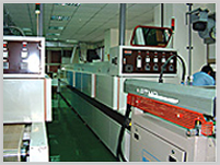 Four Two Phases Infrared Drying Machine-Membrane Switch Manufacturing