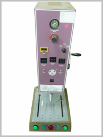 ultrasound plastic welder machine-Membrane Switch Manufacturing